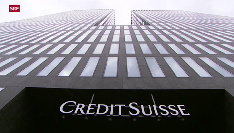 Durchzogener Jahresstart für Credit Suisse