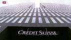 Video «Durchzogener Jahresstart für Credit Suisse» abspielen