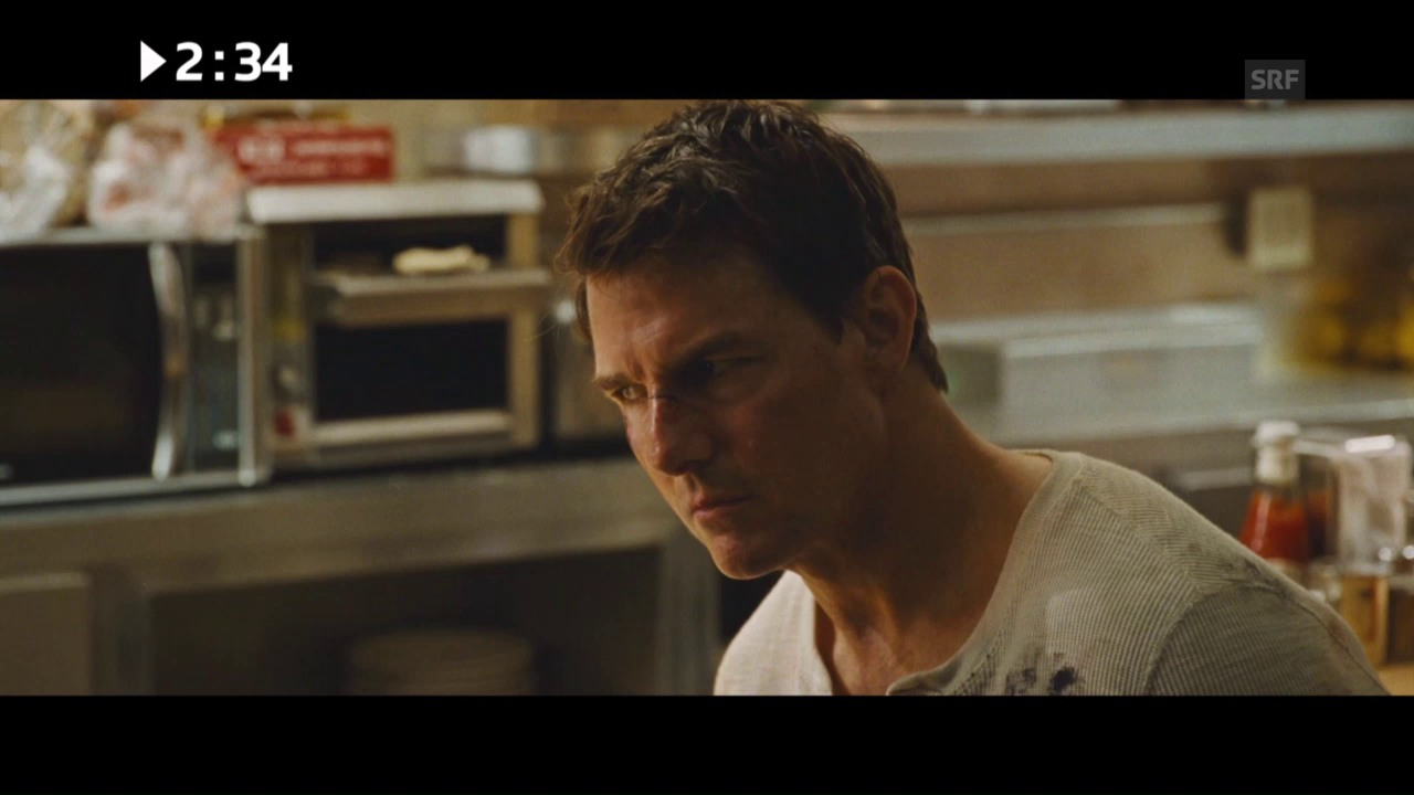 Im Kino: «Jack Reacher: Never go back»