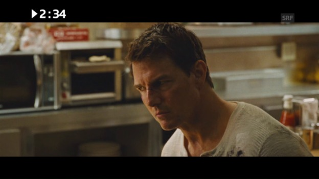 Video «Im Kino: «Jack Reacher: Never go back»» abspielen
