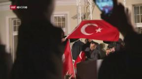 Video «Zürcher Regierungsrat will türkischen Aussenminister nicht» abspielen