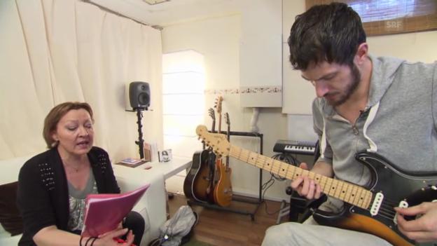 Video «Harmonie pur im HitMill-Studio» abspielen