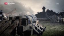 Link öffnet eine Lightbox. Video Welt der Ritter: Die Letzten ihrer Art (3/3) abspielen