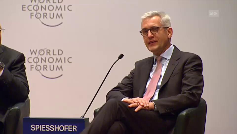 ABB-CEO über das Erfolgsmodell Schweiz