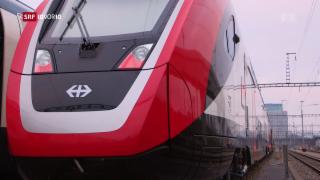 Video «SBB – Problemzüge dürfen per Februar fahren» abspielen