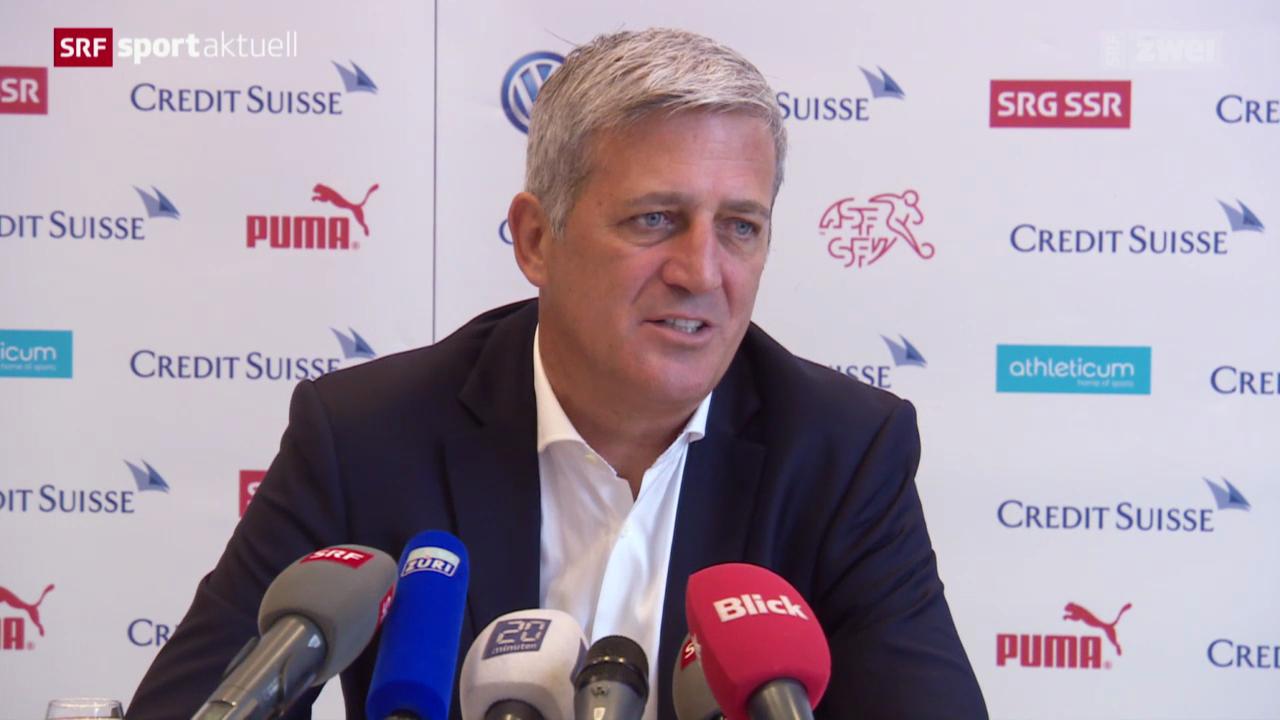 Fussball: Petkovic zieht nach dem England-Spiel Bilanz