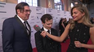 Video «Die Filmpreis-Favoriten im Interview» abspielen