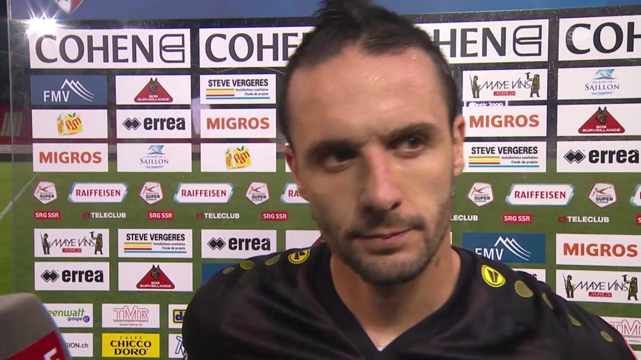 Raphaël Nuzzolo im Interview