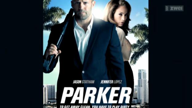 Video «Statham ist «Parker» durch und durch» abspielen