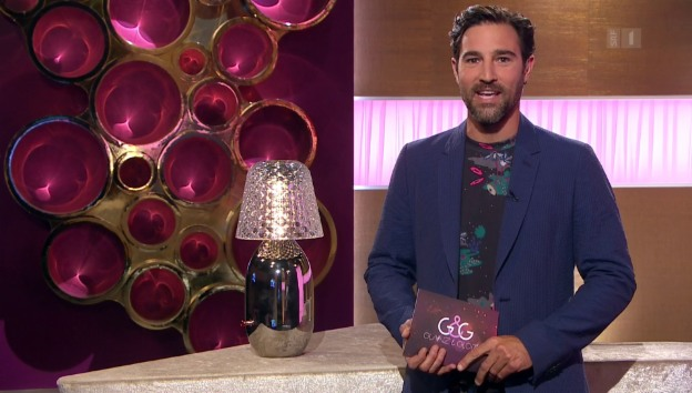 Video ««Glanz & Gloria» jubiliert und musiziert» abspielen