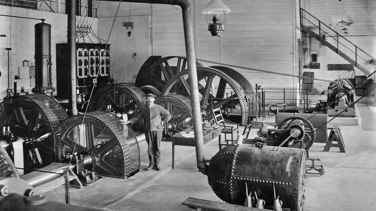100 Jahre Freiburger Wirtschaft (©Handels- und Industriekammer)