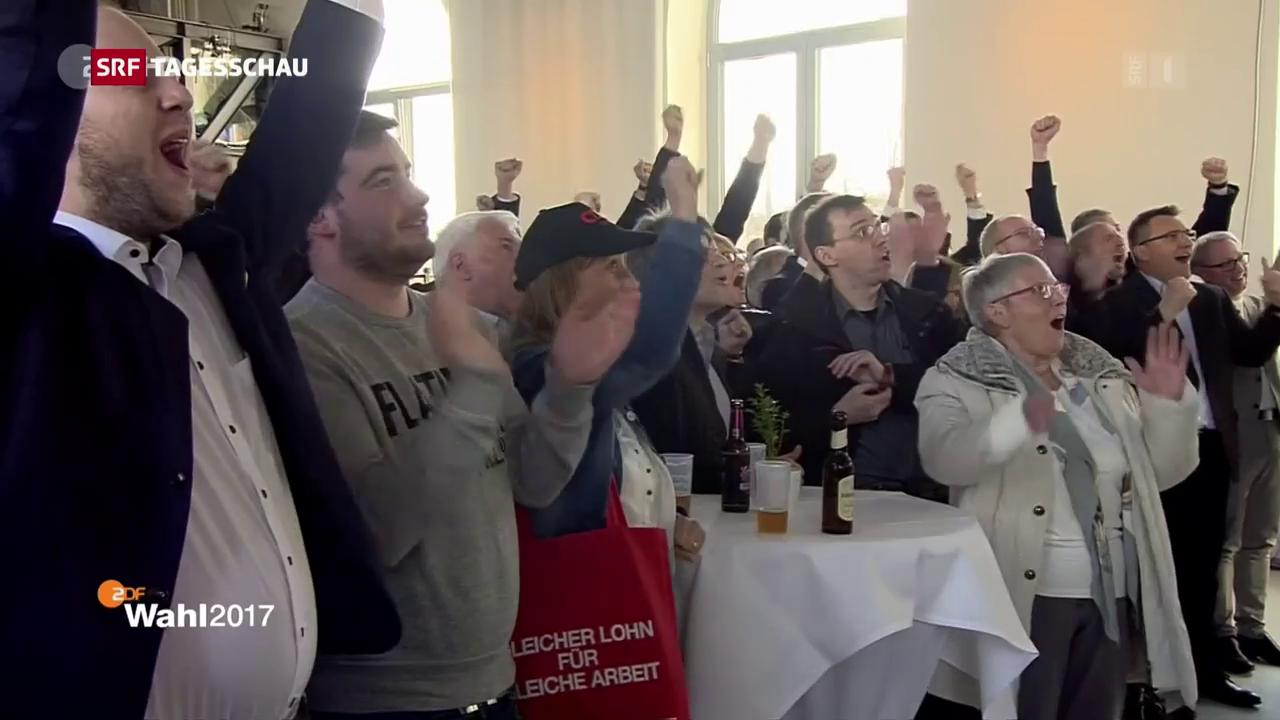 Die CDU ist die deutlich stärkste Kraft