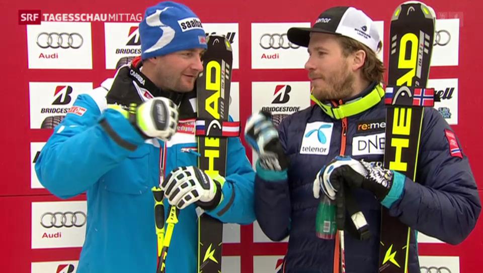 Schweizer Alpine nach Olympia ohne Glück