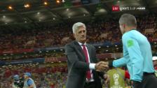 Link öffnet eine Lightbox. Video Live-Highlights Brasilien - Schweiz abspielen