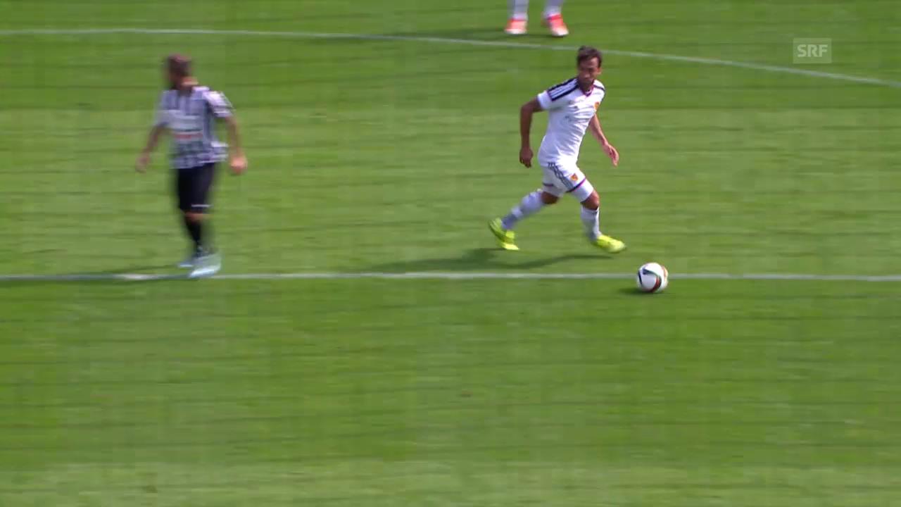 Basel - YF Juventus: Die Highlights
