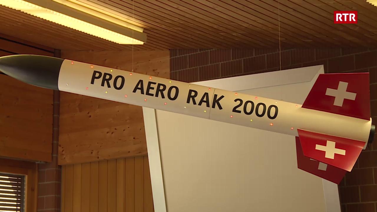 Champ d'aviatica per giuvenils Pro Aero