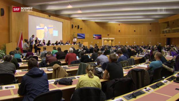 Video «Schweiz aktuell vom 14.11.2018, 19:00» abspielen