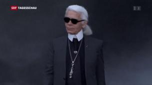 Video «Karl Lagerfeld ist gestorben» abspielen
