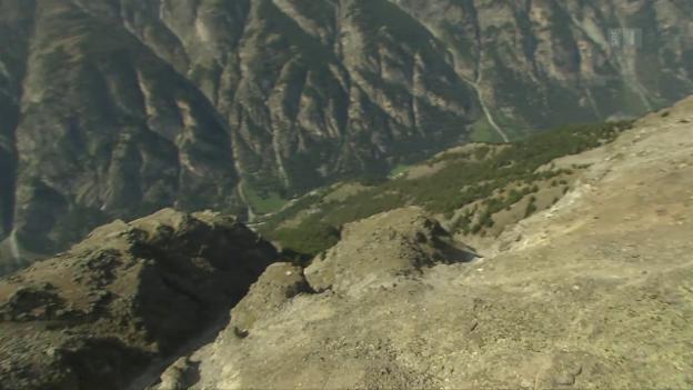 Video «Stürzende Berge, Merkel, Sahra Wagenknecht, Senioren am Steuer» abspielen