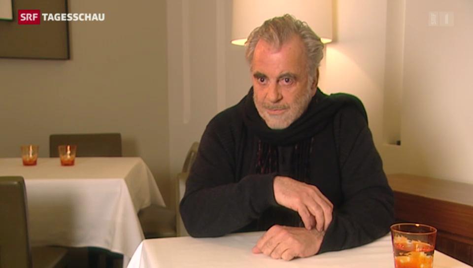 Schauspieler Maximilian Schell gestorben