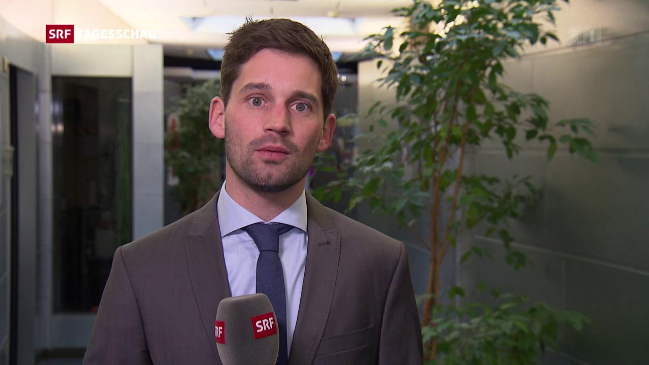 Daniel Daester zur Zukunft der Raiffeisen-Führung