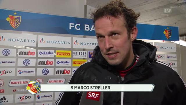 Fussball: Interview mit Marco Streller