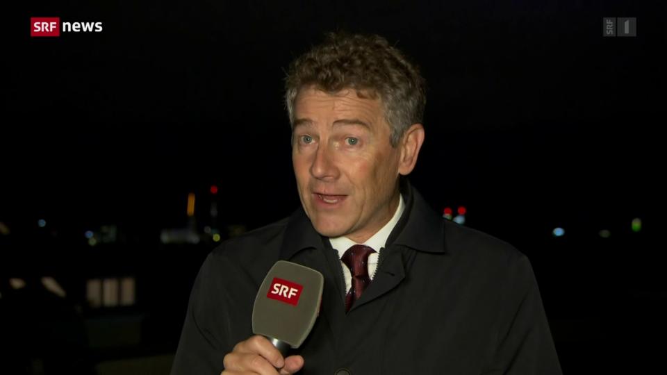 SRF-Korrespondent Peter Balzli zur Zukunft der Regierungskoalition in Österreich