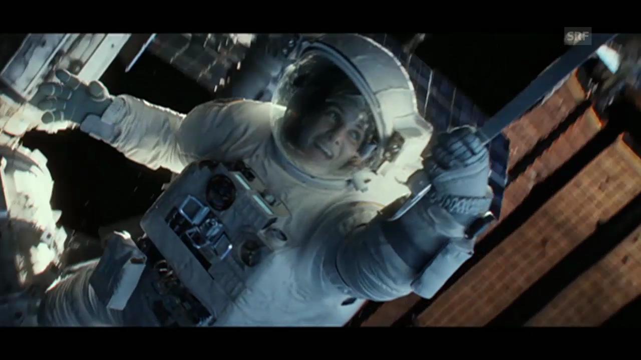 «Gravity» – der Trailer