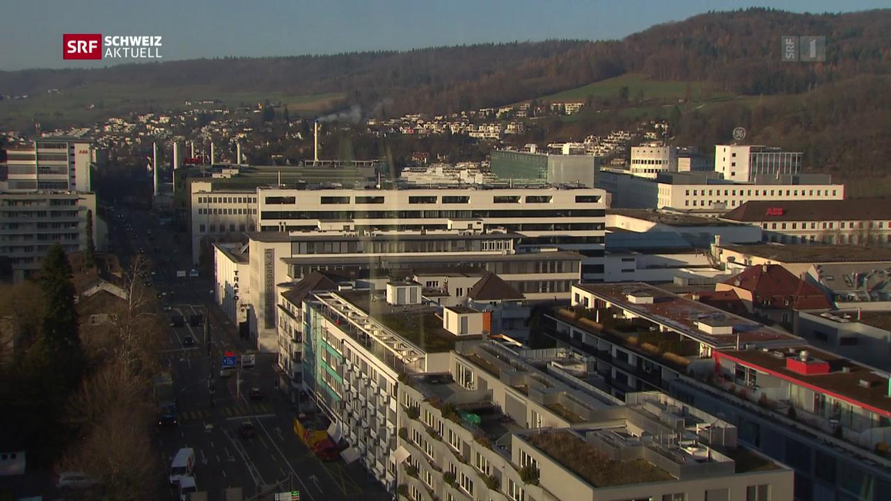 Kahlschlag in Baden