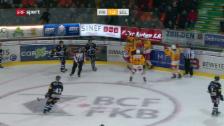 Link öffnet eine Lightbox. Video Die SCL Tigers feiern einen wichtigen Sieg in Freiburg abspielen