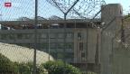 Video «Gefängnisse platzen aus allen Nähten» abspielen