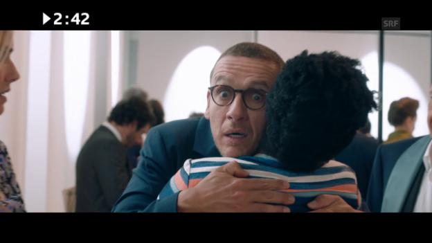 Video «Kinostart diese Woche «La ch'tite famille» abspielen