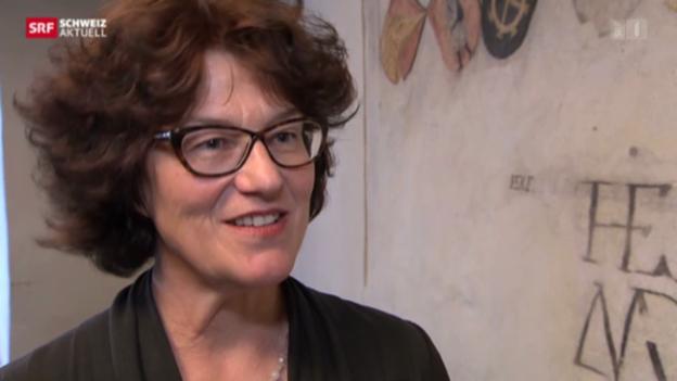 Video «Ruth Genner will nicht mehr» abspielen
