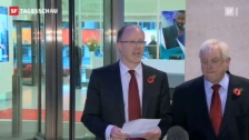 Video «BBC-Skandal fordert Posten des Generaldirektors» abspielen
