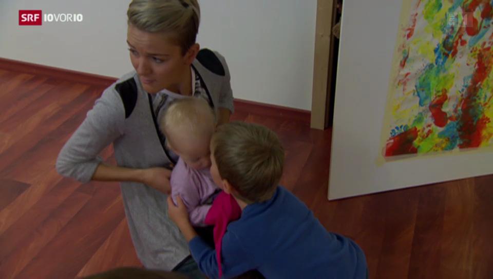 Mehr berufstätige Mütter