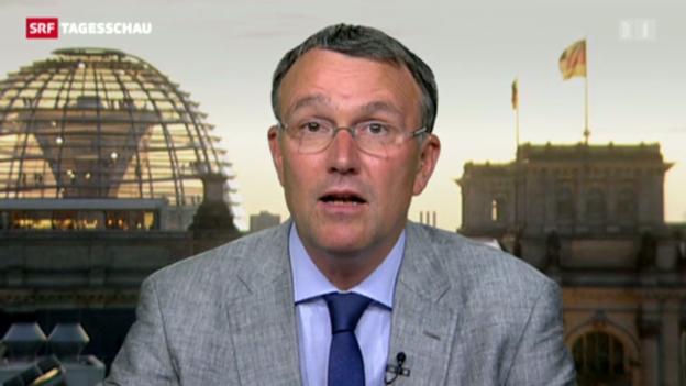 Video «Gespräch mit Nahost-Experte Michael Lüders» abspielen