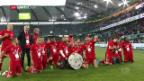 Video «Der FC Bayern ist deutscher Meister» abspielen