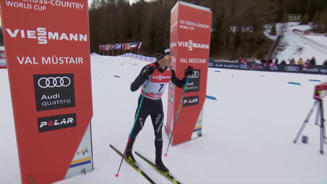 Il Tour de ski - ina resumanziun dad SRF (en tudestg)