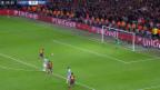 Video «Fussball: Highlights Manchester City - Barcelona («sportlive», 18.02.2014)» abspielen