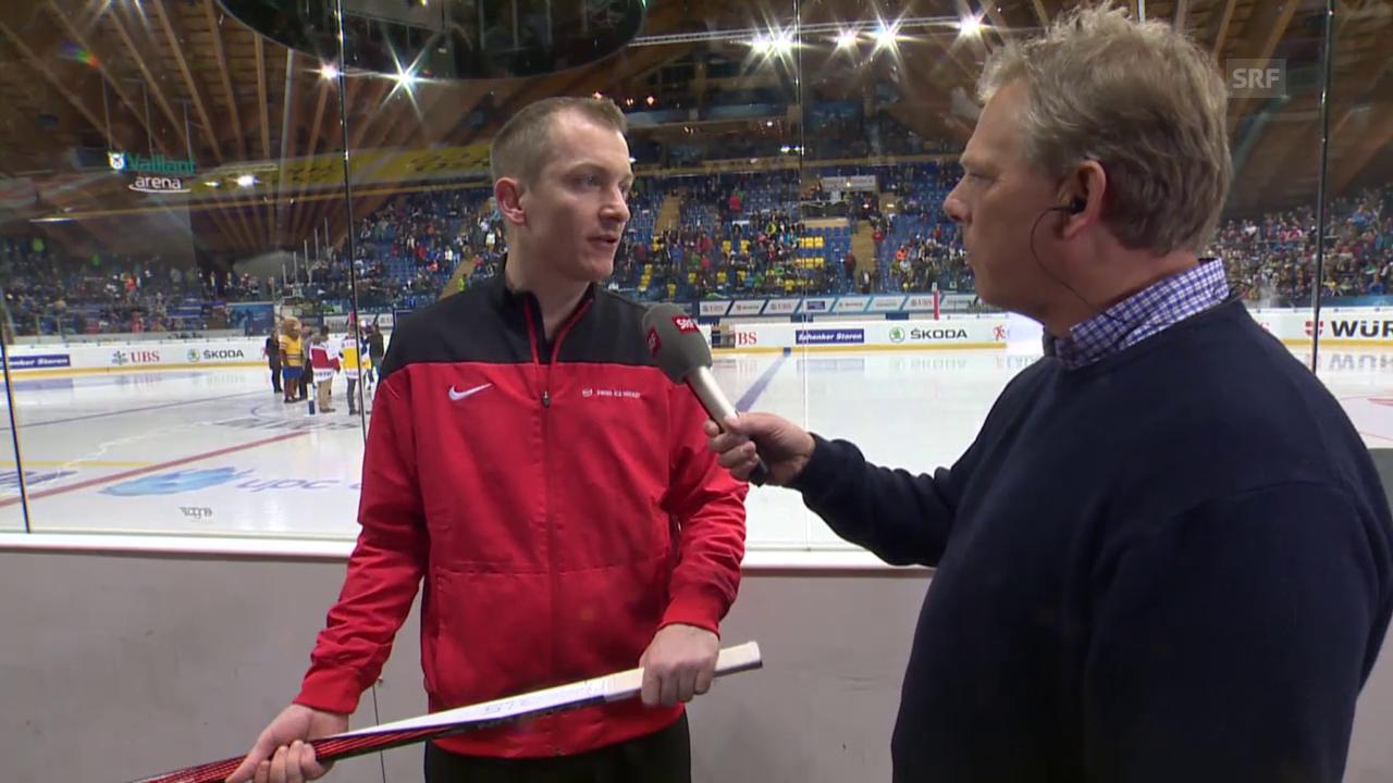 Eishockey: Spengler Cup, «Penalty Checker», Butt-Ending
