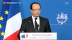 Video «Syrien-Krieg spaltet EU-Gipfel» abspielen