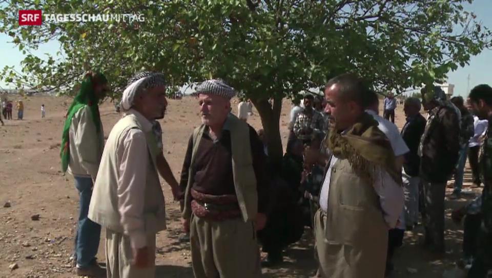 Solidarität mit Kurden