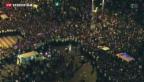 Video «Massenpanik während Silvesterfeier» abspielen