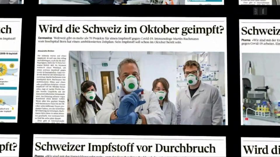 Schweizer Impfstoffe – Aus der Poleposition in die Versenkung