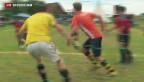 Video «Die Fussball-WM lässt Hobby-Kicker bluten» abspielen