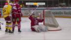 Video «7 starke Genfer Minuten reichen gegen Lausanne» abspielen