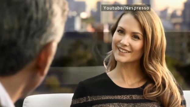 Video «Keck: Lauriane schnappt sich Georges Kaffee.» abspielen