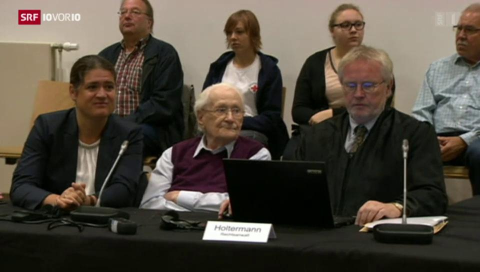Urteil im Auschwitz-Prozess