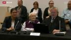 Video «Urteil im Auschwitz-Prozess» abspielen