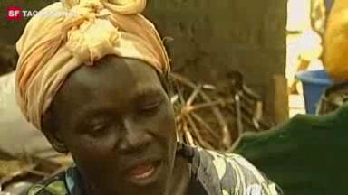 Kenia Januar 2008: Vertriebene berichten
